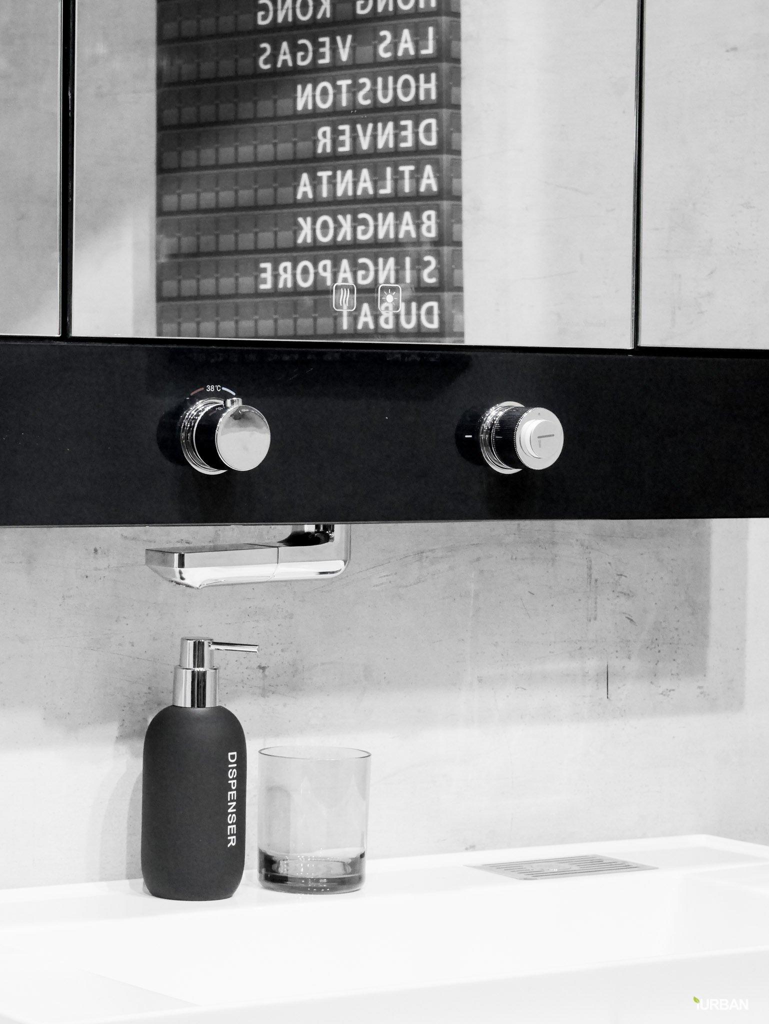 ปฏิวัติวงการเซรามิค 100 ปี ยังดูดีเหมือนใหม่ ชมนวัตกรรมสุขภัณฑ์ใหม่ในงานสถาปนิก '61 39 - American Standard