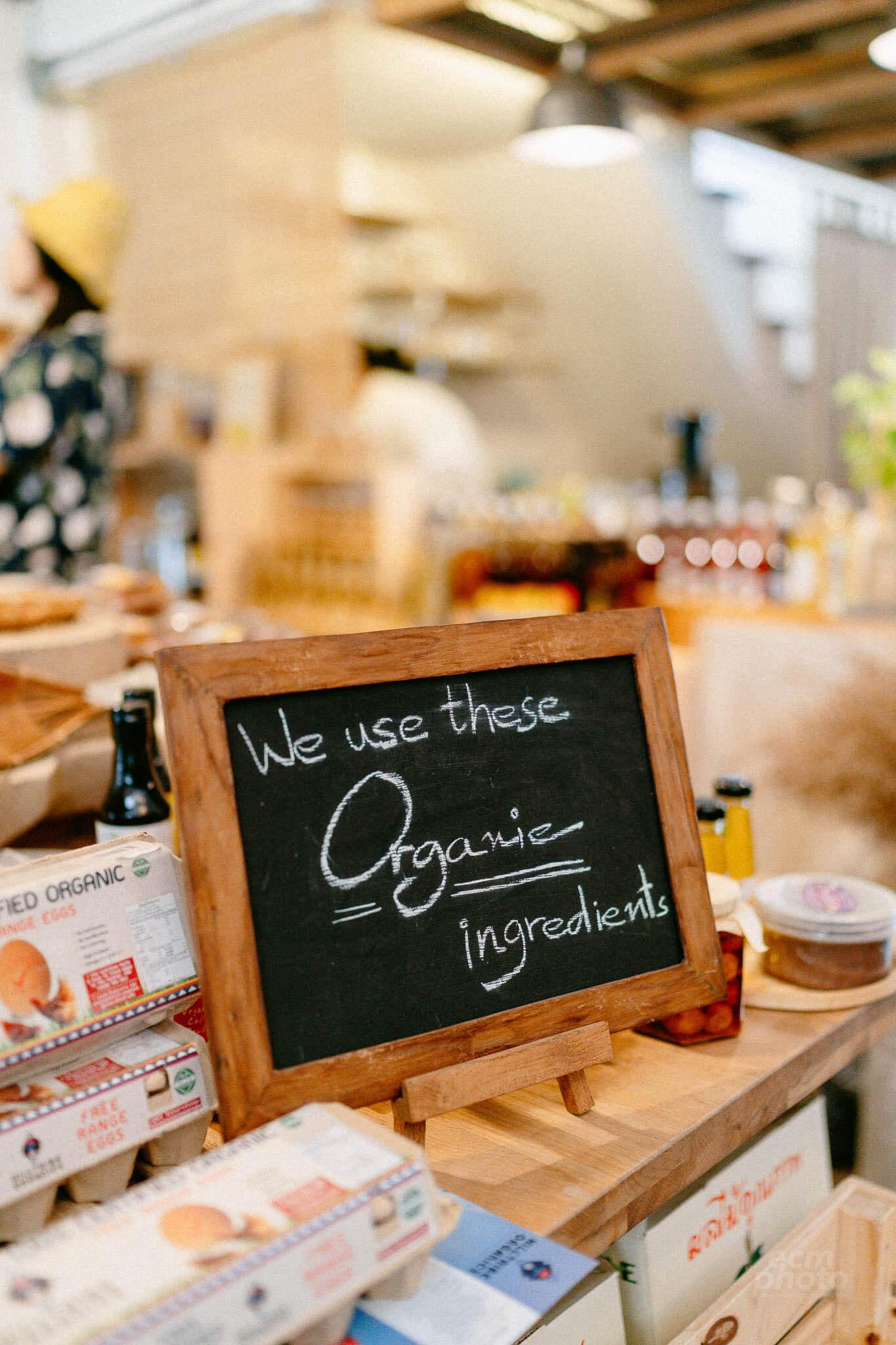 TAAN (ทาน) ORGANIC CAFE คุณทานอิ่มแค่ไหนก็จ่ายตามต้องการ 21 - cafe