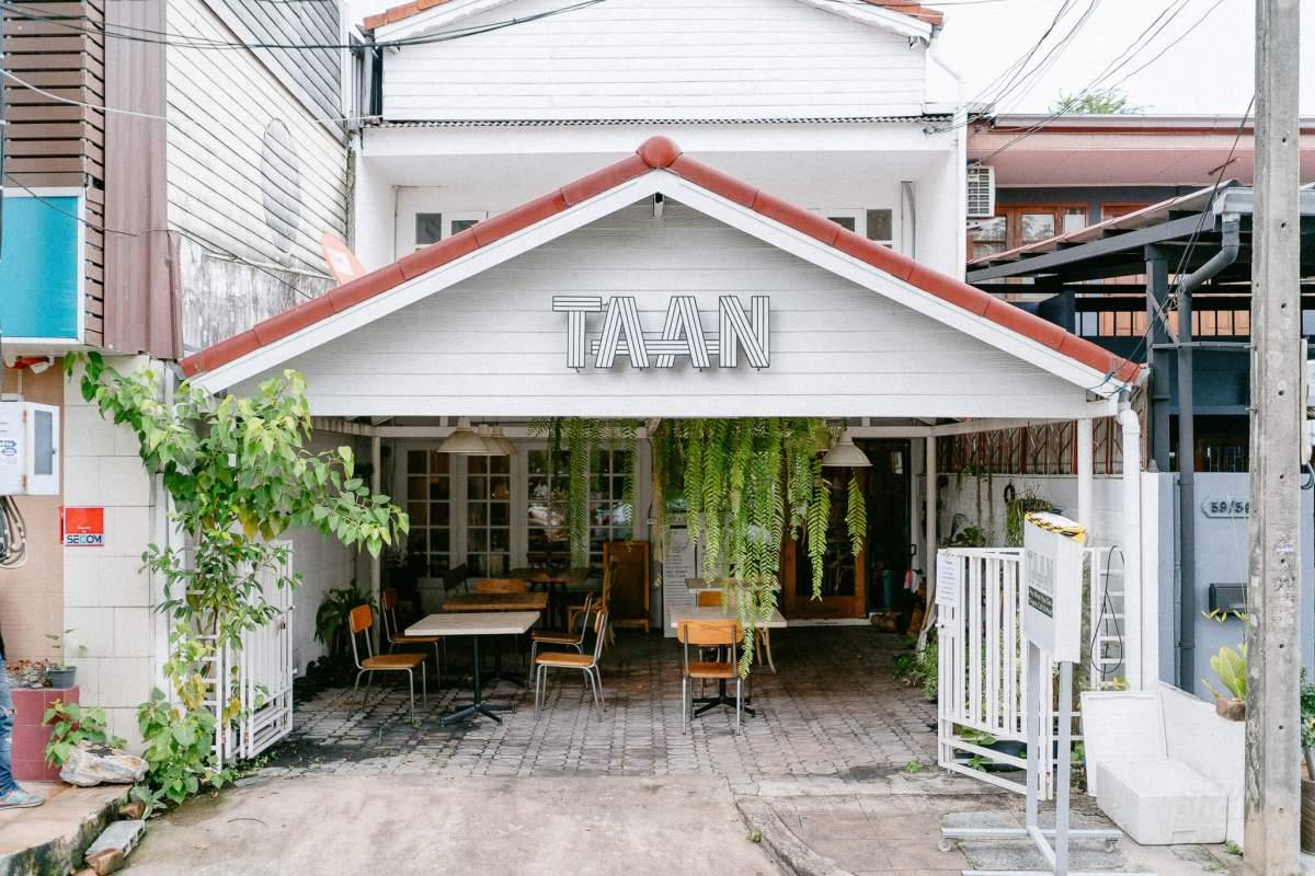TAAN (ทาน) ORGANIC CAFE คุณทานอิ่มแค่ไหนก็จ่ายตามต้องการ 34 - cafe