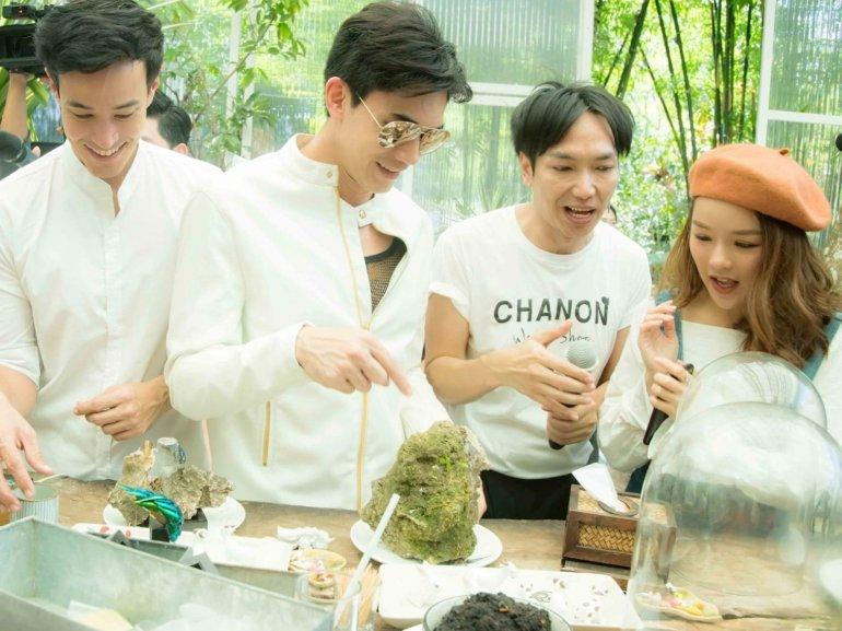 เปิดตัว CHANON Wake Shop ชวนทำเวิร์คช็อป กับกูรูตัวจริง 13 -