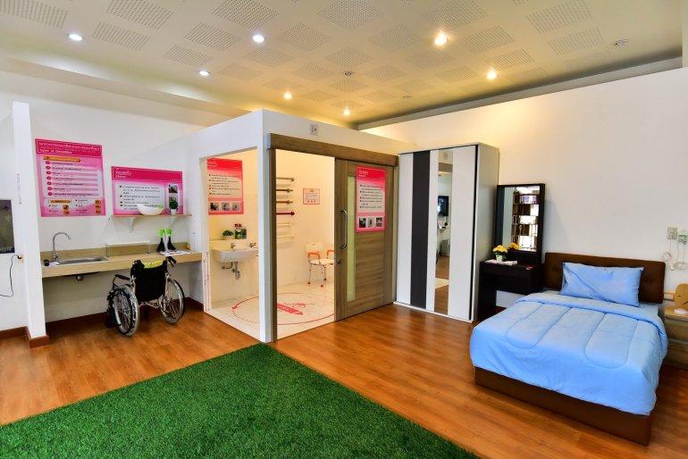 Chula UDC เปิดให้บริการฟรีเป็นที่แรกในประเทศไทย แนะนำปรับปรุงบ้านให้เหมาะสม 13 -