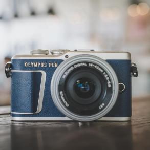 Olympus Pen E-PL9 สีน้ำเงิน Denim เฉพาะที่ BIG CAMERA เท่านั้น 28 - camera