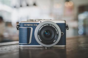 Olympus Pen E-PL9 สีน้ำเงิน Denim เฉพาะที่ BIG CAMERA เท่านั้น 20 - camera