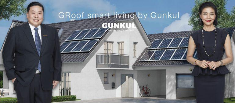 กันกุล (GUNKUL) เปิดตัว GRoof พร้อมลุยตลาดโซลาร์บ้าน มิ.ย.นี้! 13 -
