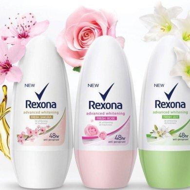 """เอาใจคุณสาวๆ สุดๆ !! """"Rexona"""" ครั้งแรกของไวท์เทนนิ่งโรลออนสูตรธรรมชาติ 16 -"""