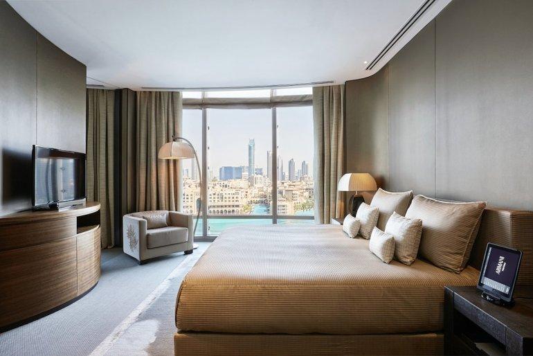 โรงแรม อาร์มานี่ โฮเทล ดูไบ เสนอแพ็คเกจท่องเที่ยว ดาวน์ทาวน์ ดูไบ พิเศษเฉพาะลูกค้าโรงแรมเท่านั้น 13 -