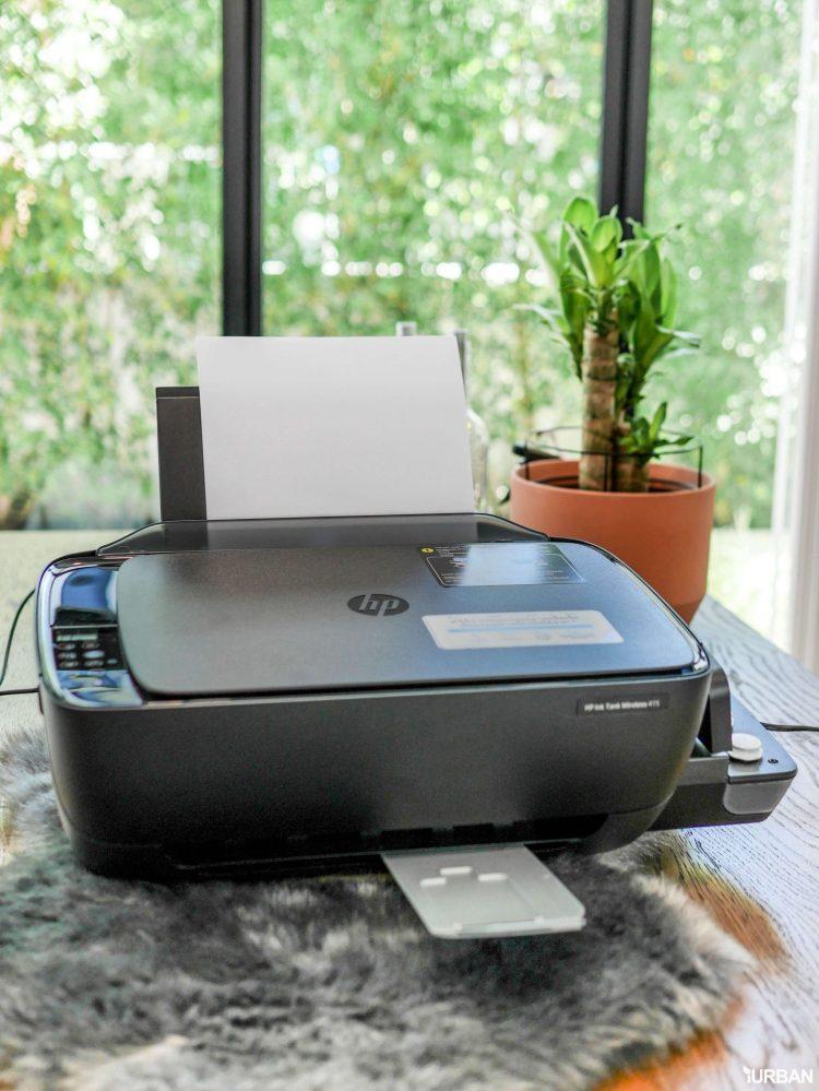 HP Ink Tank Wireless 415 ปริ้นเตอร์แทงค์โรงงาน งบ 5,000 บาท ไร้สายและฟีเจอร์ครบครัน 44 - HP (เอชพี)
