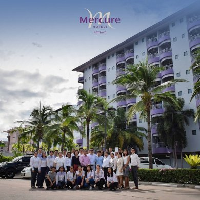 Mercure Pattaya Hotel 13th Years Anniversary 14 -