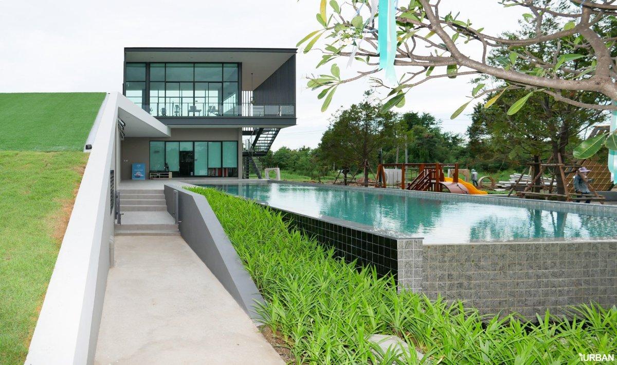 AIRI H2 113 AIRI แอริ พระราม 2 บ้านเดี่ยว 4 ห้องนอน ออกแบบโปร่งสบายด้วยแนวคิดผสานการใช้ชีวิตกับธรรมชาติ