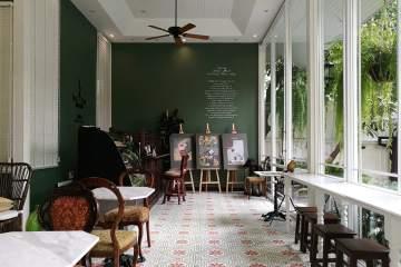 บ้าน 2459 (BAAN 2459) รร.สถาปัตยกรรมชิโนโปรตุกีสยุค ร.๖ ในเยาวราช พร้อมร้านกาแฟน่าแวะถ่ายรูป 14 - travel homepage