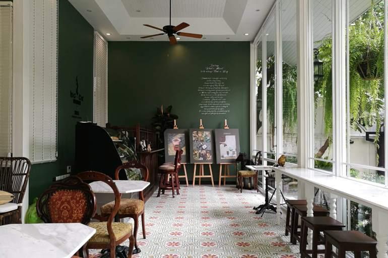 บ้าน 2459 (BAAN 2459) รร.สถาปัตยกรรมชิโนโปรตุกีสยุค ร.๖ ในเยาวราช พร้อมร้านกาแฟน่าแวะถ่ายรูป 31 - TRAVEL