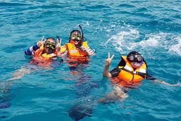 ข่าวประชาสัมพันธ์ กรมการท่องเที่ยวจัดอบรมการช่วยชีวิตนักท่องเที่ยว