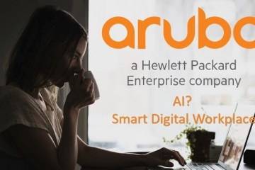 อรูบ้า (Aruba) เผยผลการศึกษาศักยภาพของสำนักงานยุคดิจิทัล (Digital Workplace) 4 -