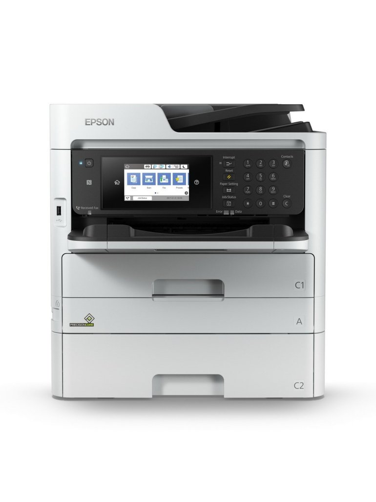 Epson WF-C5000 อิงค์เจ็ทพรินเตอร์ซีรี่ส์ใหม่เพื่อเอสเอ็มอี คุณภาพเทียบเท่าเลเซอร์ ด้วยต้นทุนที่ประหยัดกว่า 13 -