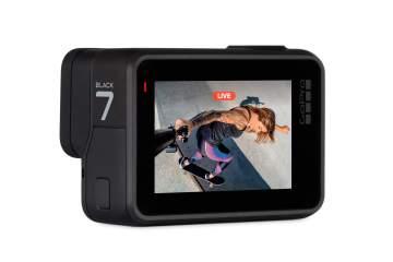 เปิดตัว GoPro HERO7 Black หมดยุควิดีโอภาพสั่น ถ่าย Live ได้ แถมมีสีใหม่อีก! 4 - camera
