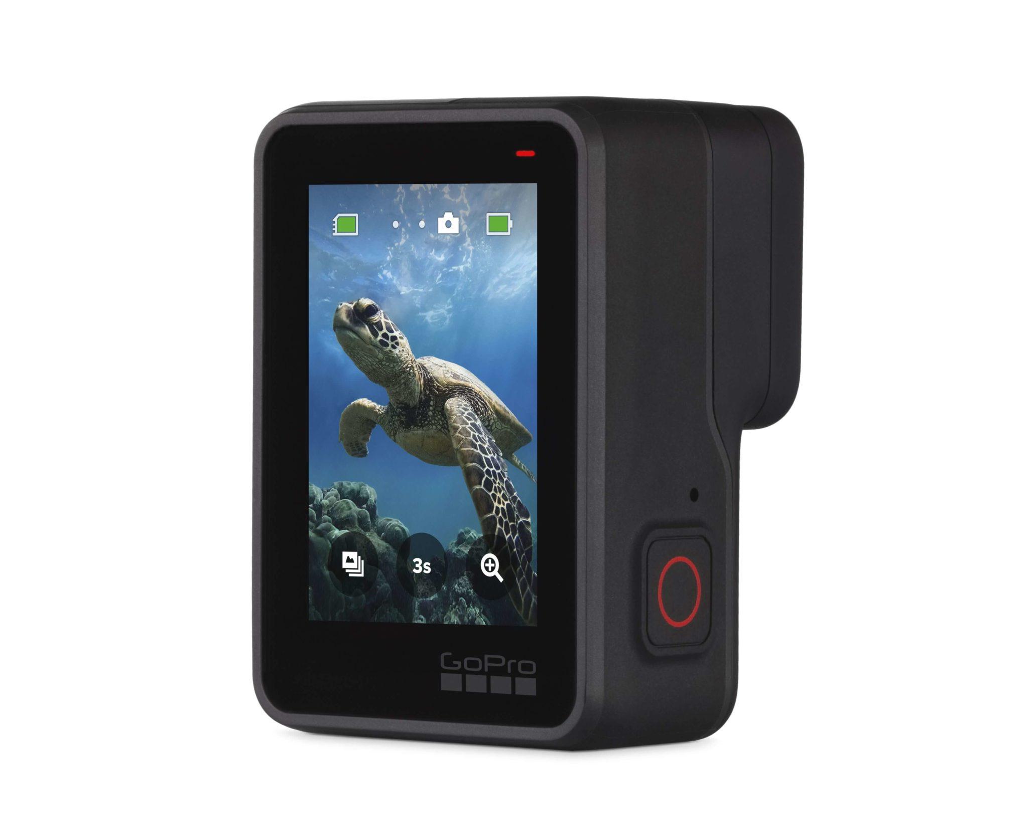 เปิดตัว GoPro HERO7 Black หมดยุควิดีโอภาพสั่น ถ่าย Live ได้ แถมมีสีใหม่อีก! 17 - camera