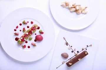 แค่คิดก็ฟิน ขนมหวานสไตล์ฝรั่งเศส แบบฉบับเชฟอเล็กซ์ รัฟฟีโนนี่ ณ ห้องอาหารเรดสกาย 4 -
