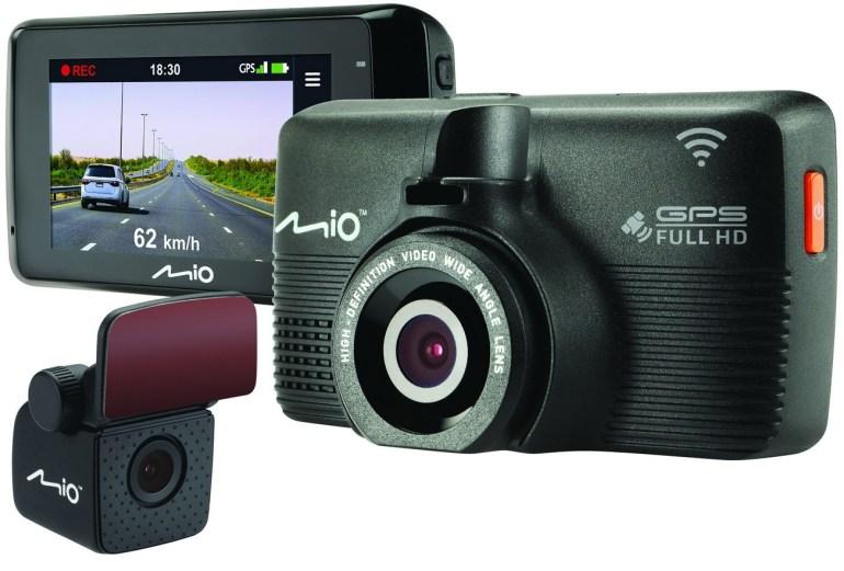 Mio เปิดตัวนวัตกรรมกล้องติดรถยนต์อัจฉริยะ MiVue 7 Series 13 -