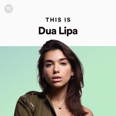 Dua Lipa ศิลปินหญิงที่มียอดสตรีมเพลงสูงที่สุดบน Spotify พร้อมแล้วที่จะมาระเบิดความร้อนแรงในประเทศไทย 16 -