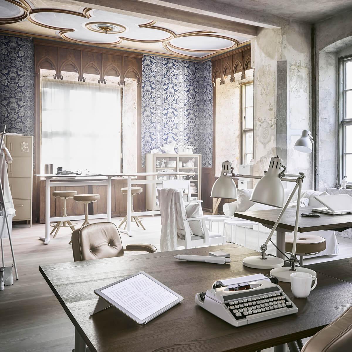 อิเกีย แนะนำเฟอร์นิเจอร์ใหม่เพื่อออฟฟิศใส่ใจสุขภาพ 3 - decorate