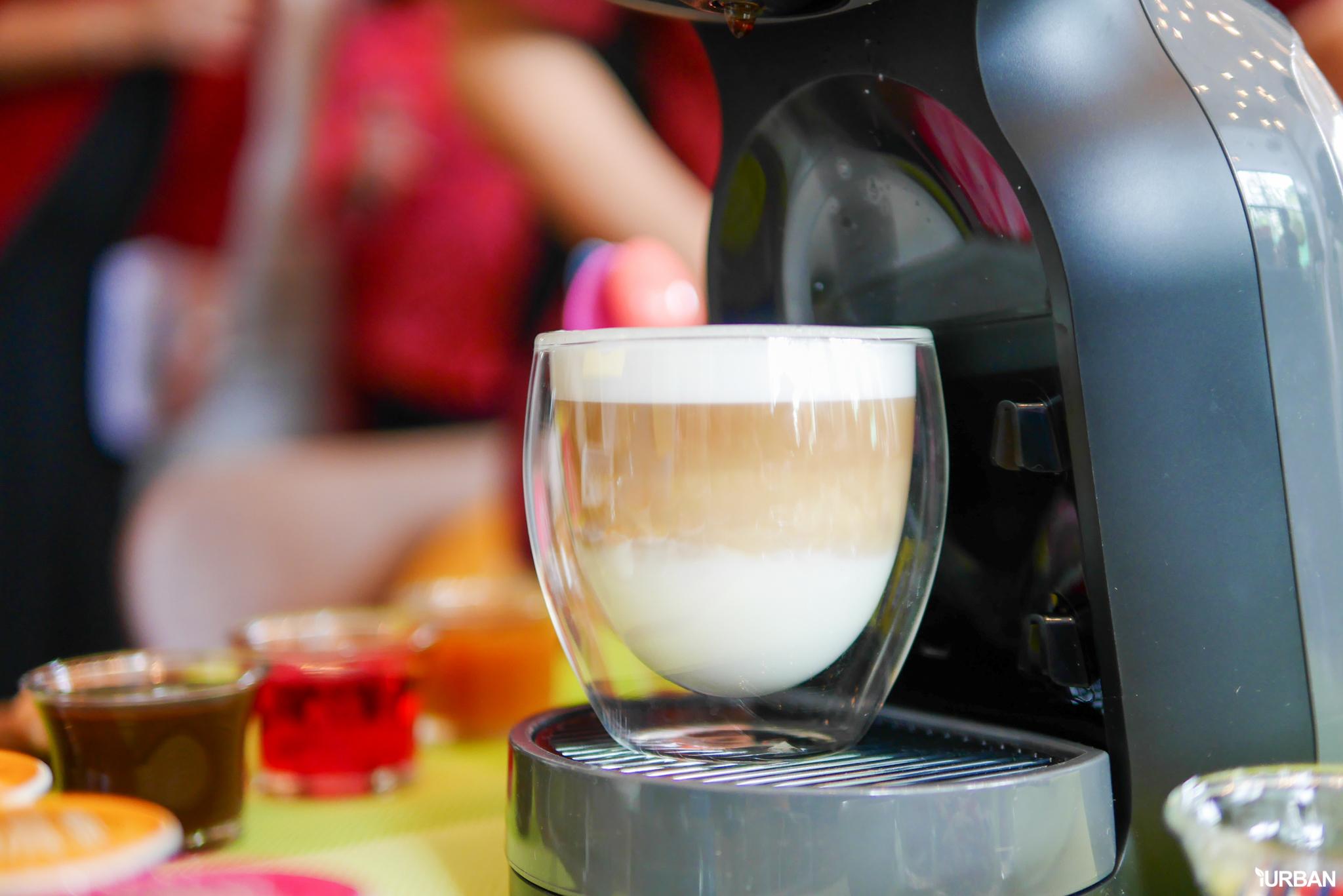 หลายเรื่องที่รู้แล้วคุณจะรัก NESCAFÉ Dolce Gusto นวัตกรรมกาแฟสดระดับโลกที่คุณก็ชงได้ 19 - Coffee