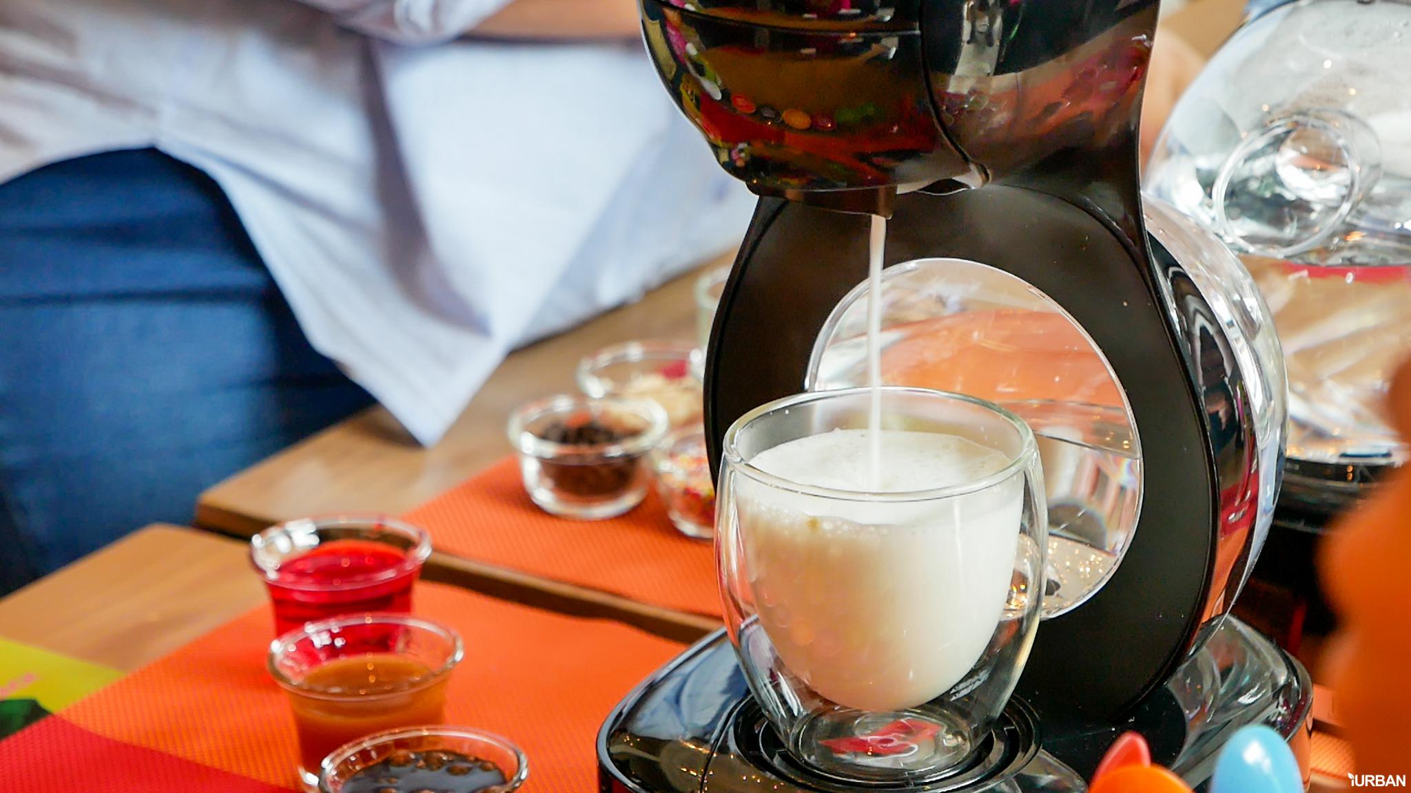หลายเรื่องที่รู้แล้วคุณจะรัก NESCAFÉ Dolce Gusto นวัตกรรมกาแฟสดระดับโลกที่คุณก็ชงได้ 18 - Coffee