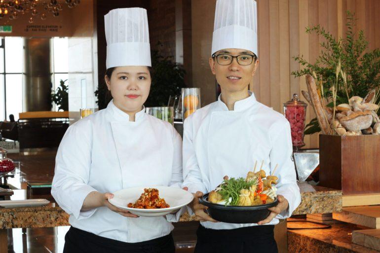"""สองเชฟบินตรงจากกรุงโซลจับมือกันเสิร์ฟ สุดยอด """"อาหารเกาหลีตำรับดั้งเดิม"""" 13 -"""