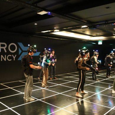 ZERO LATENCY สนามแข่งขัน Virtual Reality แบบไร้สายขนาดยักษ์มาเปิดให้บริการครั้งแรกในประเทศไทย ณ ใจกลางเมืองกรุงเทพฯ 16 - ZERO LATENCY