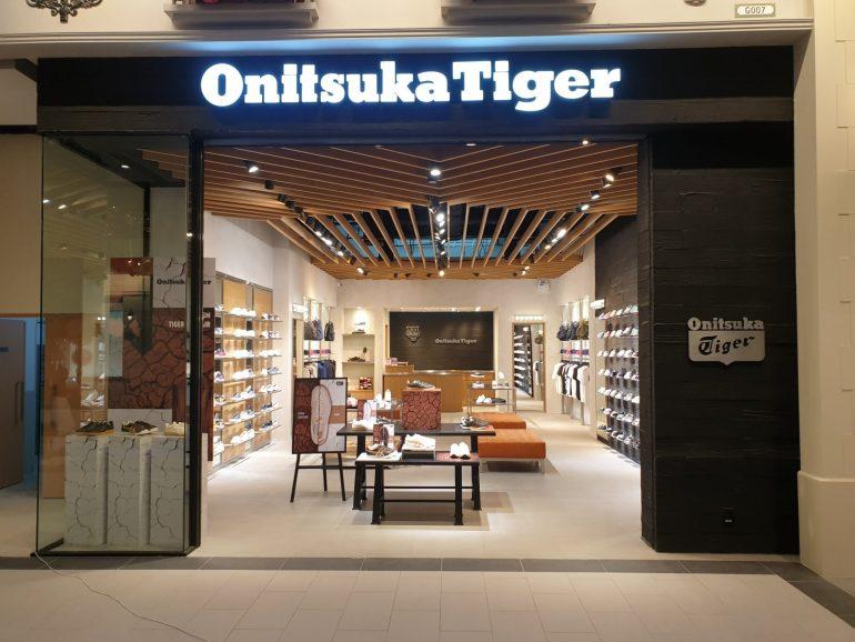 โอนิซึกะ ไทเกอร์ เปิดช็อปใหม่ต้อนรับสาวกพี่เสือ Terminal 21 พัทยา 13 -