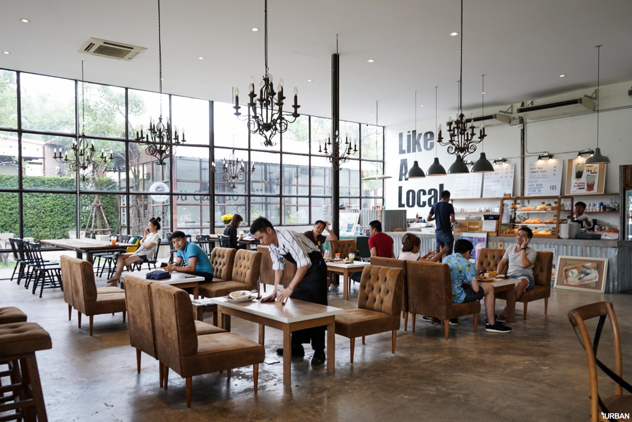 14 ร้านกาแฟ ม.เกษตร คาเฟ่สไตล์นักศึกษาและคนทำงาน + สำรวจ Co-Working Space ที่ KENSINGTON KASET CAMPUS (เคนซิงตัน เกษตร แคมปัส) 102 - cafe