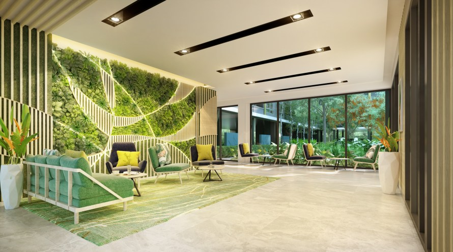 iCondo Green Space พัฒนาการ - ศรีนครินทร์ ใกล้ Airport Link รถไฟฟ้าสายสีเหลือง คอนโดแนวคิดใหม่ Greenspace 4.0ใกล้ชิดธรรมชาติ ดีทั้งอยู่เองและปล่อยเช่า 20 - Green Living