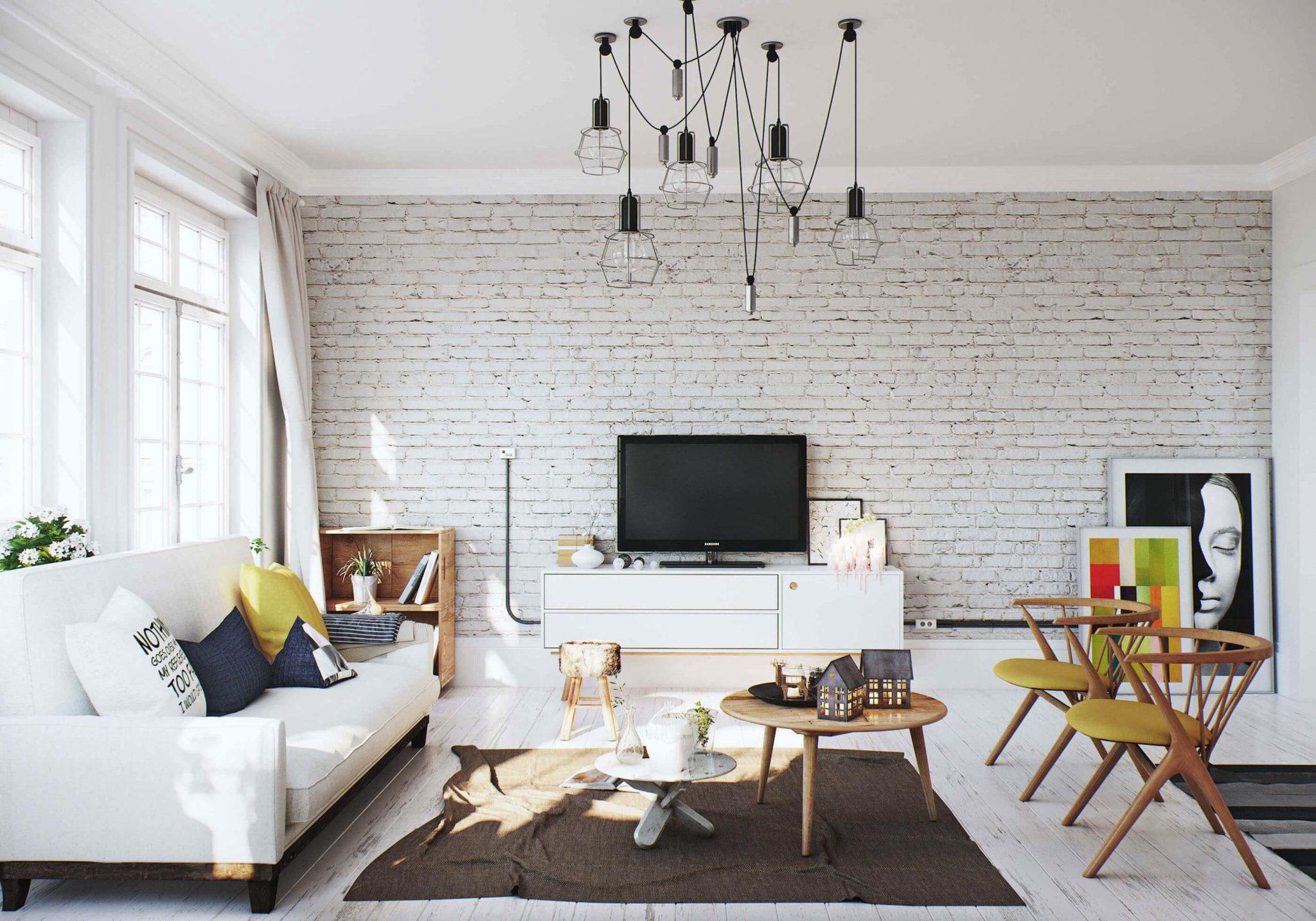 How to เปลี่ยนห้องนั่งเล่นเป็นสไตล์ Nordic ทำเองได้ ง่ายนิดเดียว! 18 - Nordic