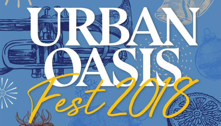 Urban Oasis Fest 2018 สัมผัสประสบการณ์แฮงค์เอาท์แห่งใหม่ใจกลางสุขุมวิท 13 -