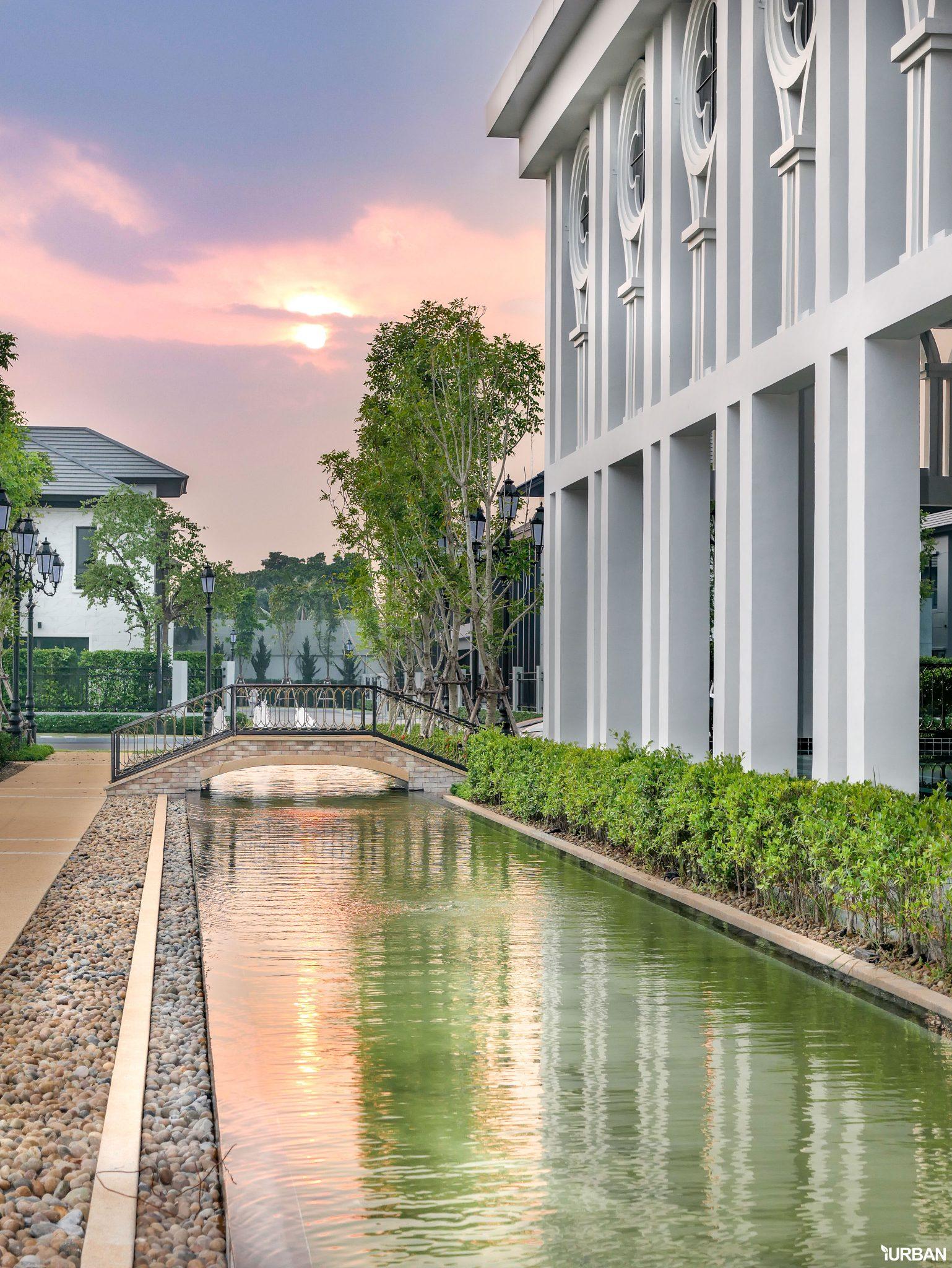 """รีวิว Grand Bangkok Boulevard รามอินทรา-เสรีไทย คลับเฮ้าส์และส่วนกลางที่ยก """"เวนิส"""" จากอิตาลีมาไว้ที่นี่ 44 - Boulevard"""