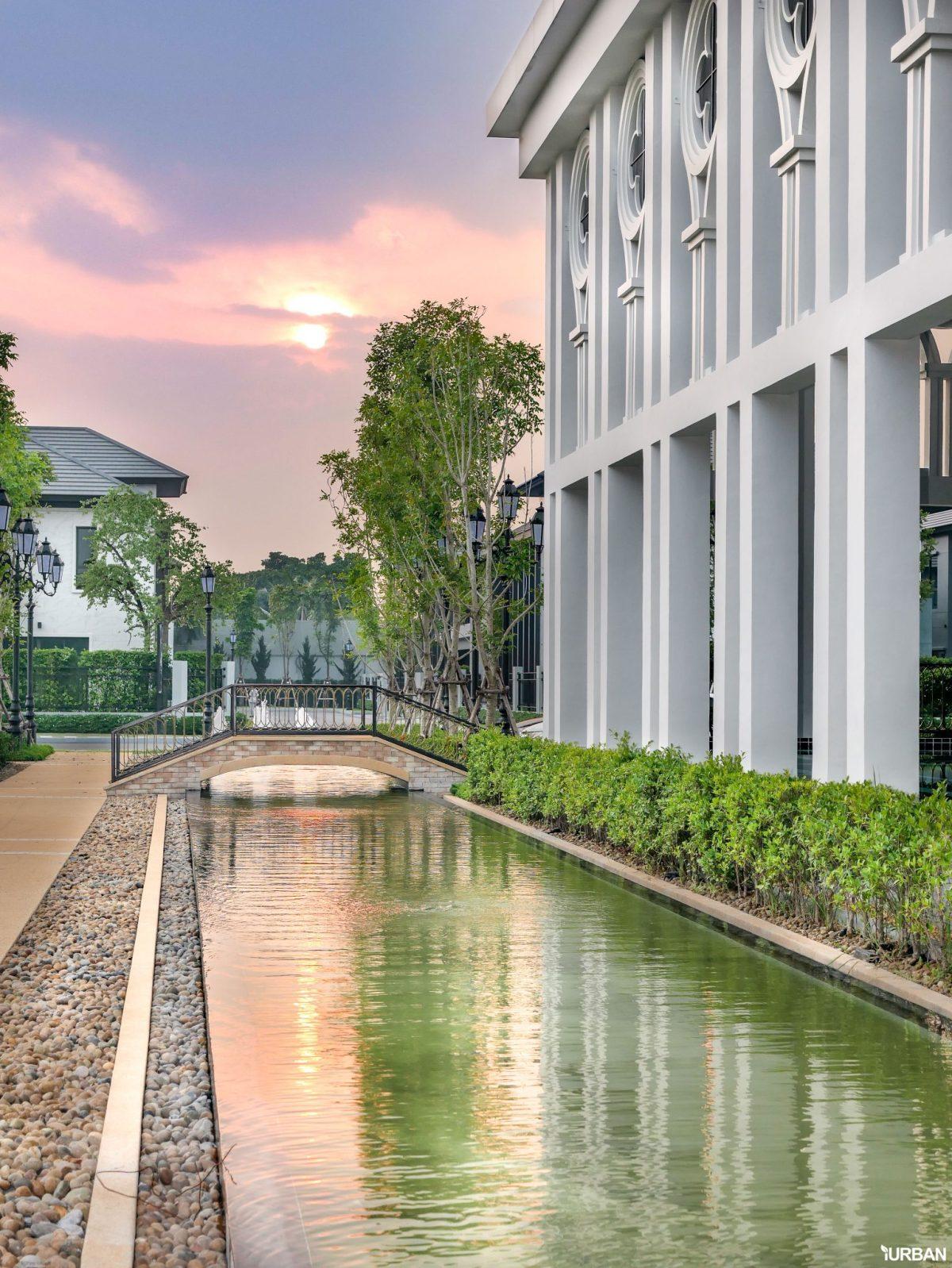 """รีวิว Grand Bangkok Boulevard รามอินทรา-เสรีไทย คลับเฮ้าส์และส่วนกลางที่ยก """"เวนิส"""" จากอิตาลีมาไว้ที่นี่ 69 - Boulevard"""