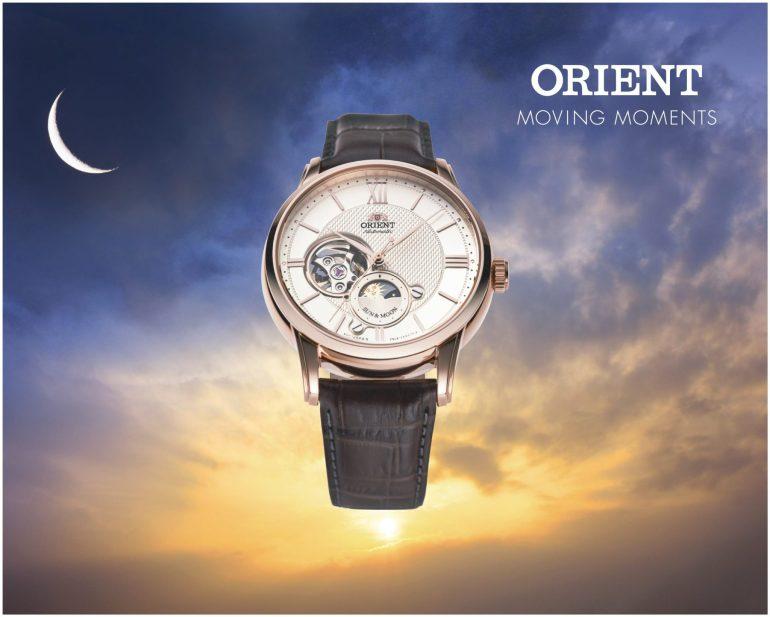 Orient: Sun & Moon 13 -