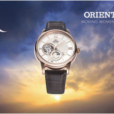 Orient: Sun & Moon 15 -