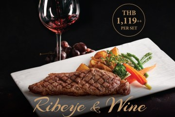 Ribeye & Wine at The Eatery Four Points by Sheraton Bangkok, Sukhumvit 15 26 - ข่าวประชาสัมพันธ์ - PR News