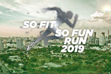 โรงแรม So Sofitel Bangkok ร่วมกับ BMW Thailand จัดงานวิ่งเพื่อการกุศล SO FIT SO FUN RUN 2019 8 -