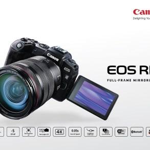 """CANON EOS RP"" กล้อง Mirrorless Fullframe เล็กและเบาที่สุดจากแคนนอน 17 - camera"