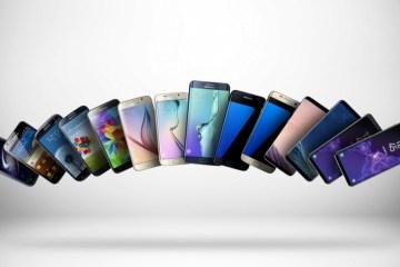 """ซัมซุง ผู้บุกเบิกนวัตกรรมสมาร์ทโฟน """"ครั้งแรกของโลก""""  ฉลอง 10 ปี ครองใจผู้บริโภค 8 - samsung"""