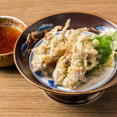 เมนูห้ามพลาดประจำฤดูกาลจากเมนูปลาหมึกหิ่งห้อย หอยตลับฮามากุริ และหน่อไม้ญี่ปุ่น 15 -