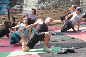 ภาครัฐผนึกเอกชนปาย แม่ฮ่องสอน จัดเทศกาลโยคะปี 2 12 -