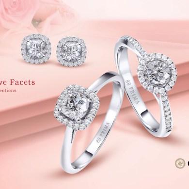 "PRIMA DIAMOND ""Endless love"" ส่งมอบความรักด้วยความพิเศษที่มากกว่า ต้อนรับเทศกาลวาเลนไทน์ 15 -"