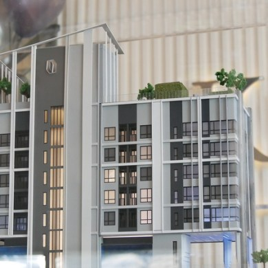 """ออริจิ้นฯเตรียมเปิด """"Knightsbridge สุขุมวิท-เทพารักษ์ """" คอนโดฯ High-rise ใหม่รับรถไฟฟ้าสายสีเหลือง 16 -"""