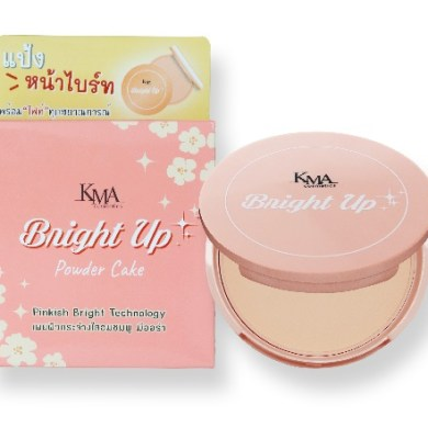 KMA BRIGHT UP POWDER CAKE SPF 30 PA++ 14 -