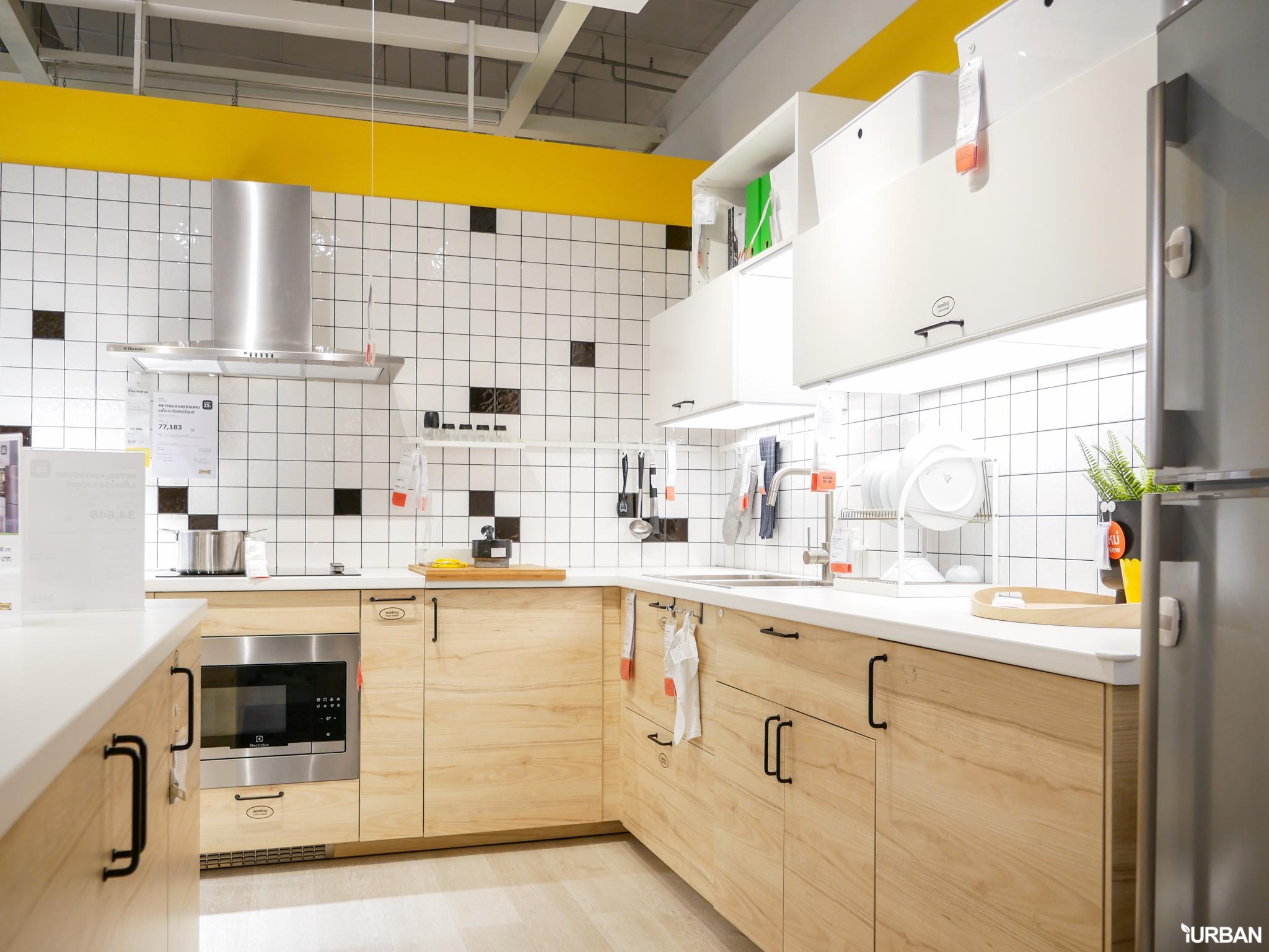 9 เหตุผลที่คนเลือกชุดครัวอิเกีย และโอกาสที่จะมีครัวในฝัน IKEA METOD/เมท็อด โปรนี้ดีที่สุดแล้ว #ถึง17มีนา 59 - IKEA (อิเกีย)