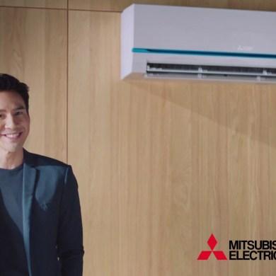 """มิตซูบิชิ อีเล็คทริค ดึง โป๊ป ตอกย้ำผู้นำตลาดเครื่องใช้ไฟฟ้าด้านความเย็นอันดับ 1 """"The Cooling Master"""" 15 -"""