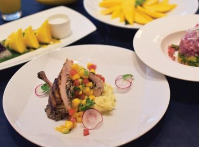 อิ่มอร่อยสารพันเมนูมะม่วง ณ ห้องอาหาร ดิ อีทเทอร์รี่ โรงแรมโฟร์พอยท์ส บาย เชอราตัน กรุงเทพฯ สุขุมวิท 15 16 -