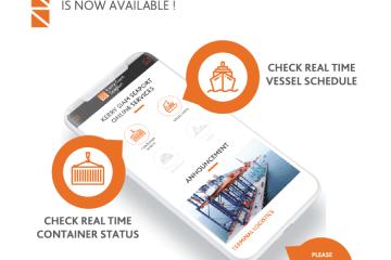 เคอรี่ สยามซีพอร์ต เปิดตัว Mobile Application ตรวจสอบสถานะแบบ Real time 2 - ข่าวประชาสัมพันธ์ - PR News